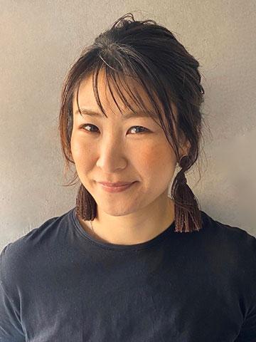 柏の美容室Ameriのスタッフ 飯塚智美